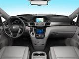 Honda Odyssey US-spec 2013 photos