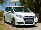 Honda Odyssey VTi-L 2014 pictures