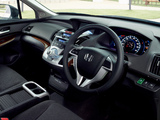 Images of Honda Odyssey Aero Package JP-spec (RB3) 2011