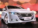 Pictures of Honda Odyssey CN-spec (RB3) 2013
