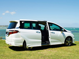 Pictures of Honda Odyssey VTi-L 2014