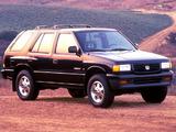 Honda Passport 1993–97 photos