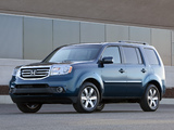 Honda Pilot 2011 photos