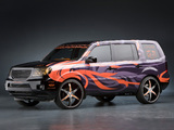 Images of Ryan Shutt Honda Pilot Concept 2008