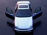 Honda Prelude SiR (BB6) 1997–2001 photos