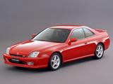 Honda Prelude SiR Type-S (BB6) 1998–2001 wallpapers