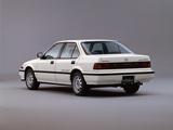 Photos of Honda Quint Integra GSi Sedan (DA1) 1986–89