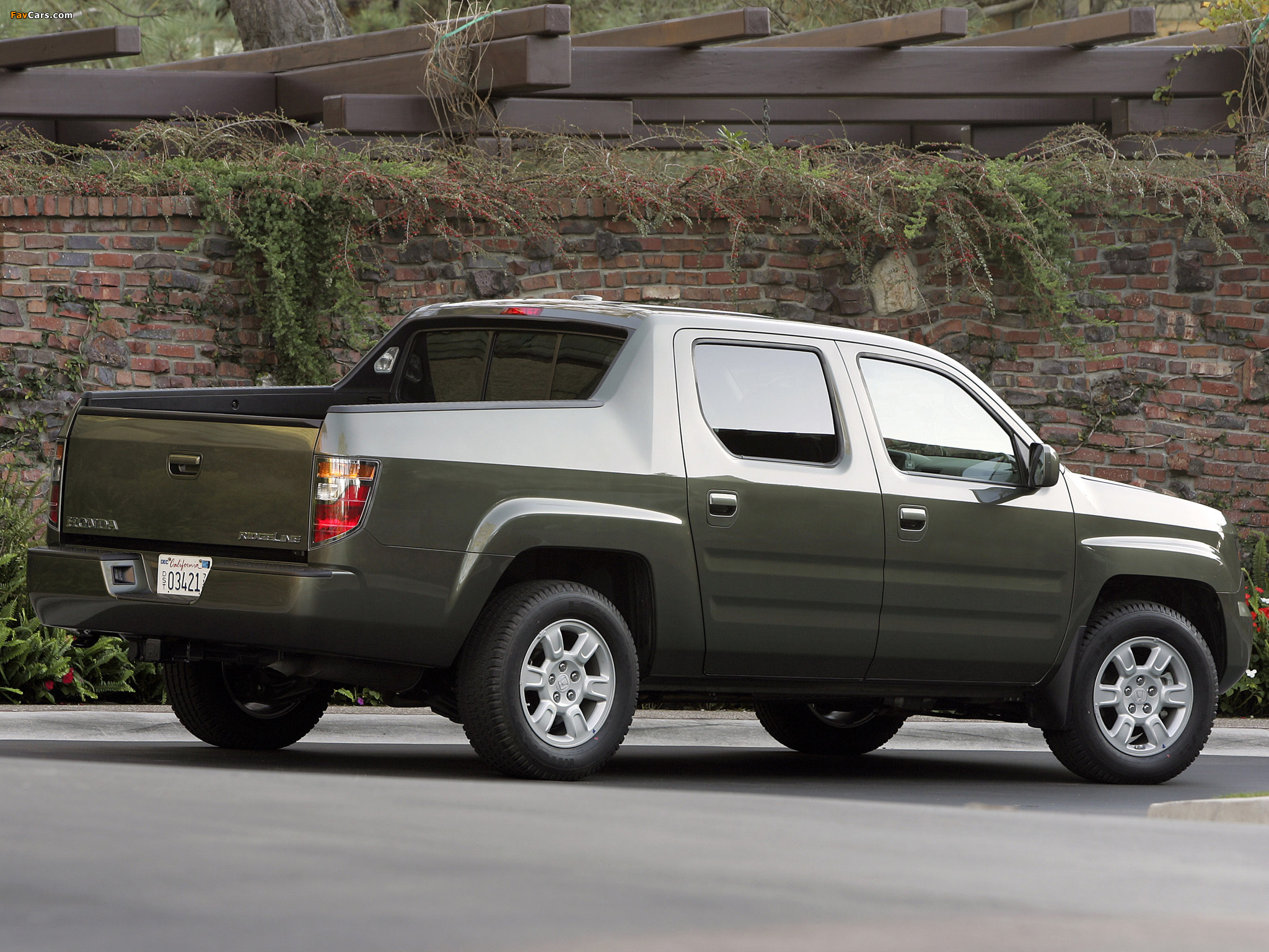 honda ridgeline rtl 2006 08 images 2048x1536. Black Bedroom Furniture Sets. Home Design Ideas