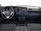 Photos of Honda Ridgeline RT 2008–12