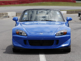 Honda S2000 CR (AP2) 2008–09 photos