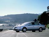 Honda Saber 25V (UA4) 1998–2003 wallpapers