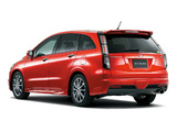 Pictures of Honda Stream RST (RN6) 2009