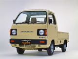 Honda TN-Acty Big Cab 1982–85 images
