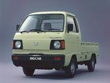 Wallpapers of Honda TN-Acty Big Cab 1985–88