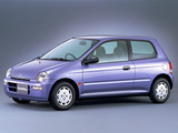 Honda Today (JA4) 1996–98 pictures