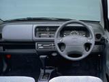 Pictures of Honda Today (JA4) 1996–98