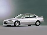 Honda Torneo SiR S Package (CF4) 1999–2001 wallpapers