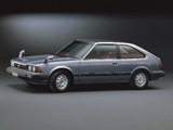 Pictures of Honda Vigor Hatchback 1981–85