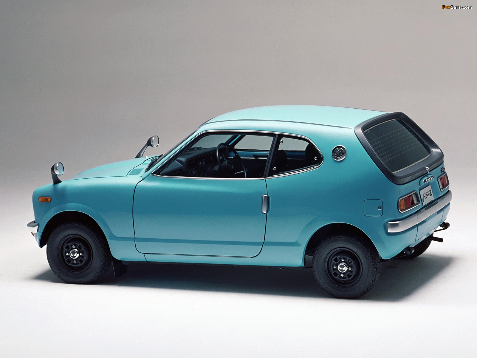 Wallpapers Of Honda Z 1970 74 1600x1200