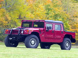 Hummer H1 Alpha Convertible 2005–06 wallpapers