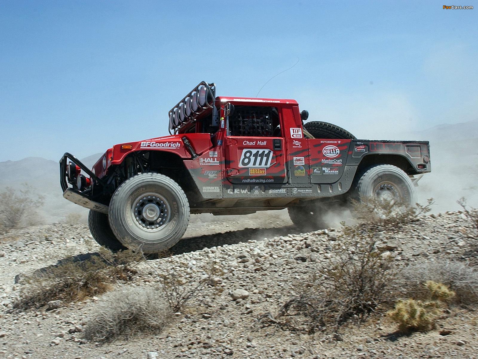 Hummer h1 Alpha Race Truck