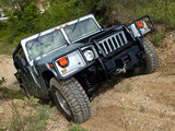Images of Hummer H1 Convertible 1992–2005