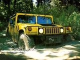 Photos of Hummer H1 Convertible 1992–2005