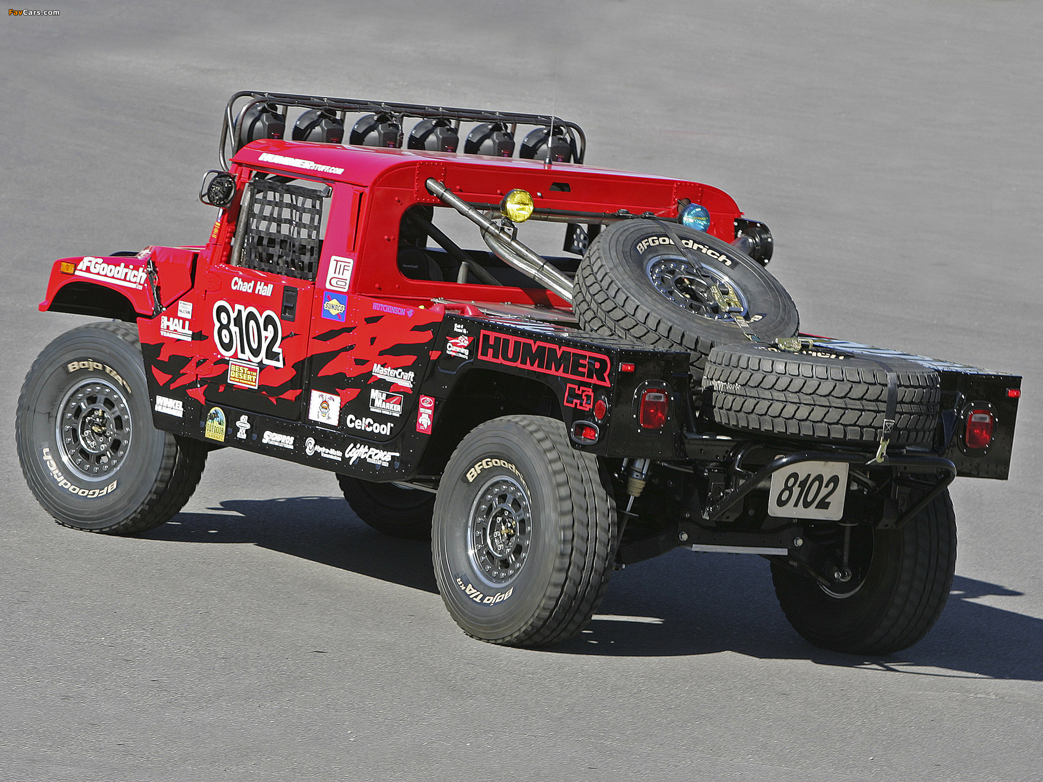 Pictures Of Hummer H1 Alpha Race Truck 2006 2048x1536