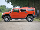 Hummer H2 E85 2008–09 wallpapers
