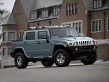 Photos of Hummer H2 SUT Glacier Blue Limited Edition 2007