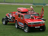 Pictures of Geiger Hummer H2 Christmas 2006