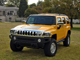 Hummer H3 ZA-spec 2007–10 photos