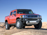Images of Hummer H3T Alpha 2008–10
