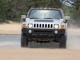 Wallpapers of Hummer H3 2005–10