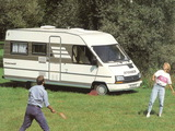 Pictures of Hymer 510 1991