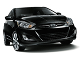 Images of Hyundai Accent US-spec (RB) 2011
