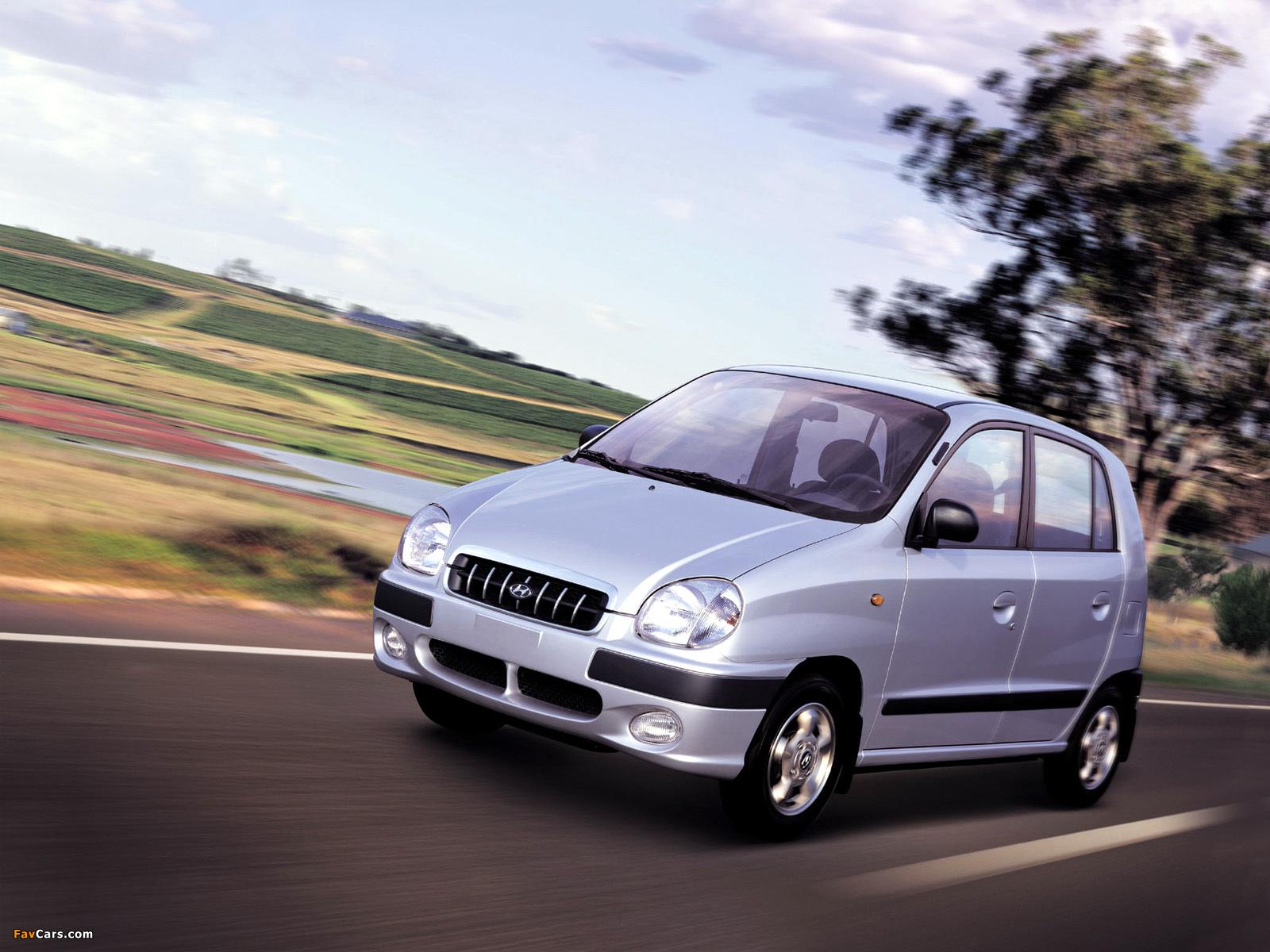 Hyundai Atos Prime 1999 2001 Wallpapers 1600x1200