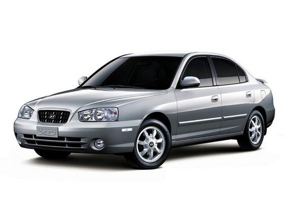 Pictures Of Hyundai Avante Xd 2000 03