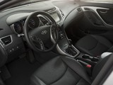 Hyundai Elantra Limited US-spec (MD) 2014 images