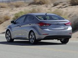 Pictures of Hyundai Elantra Limited US-spec (MD) 2014