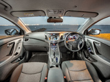 Hyundai Elantra AU-spec (MD) 2014 wallpapers