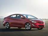 Hyundai Elantra Sport US-spec (MD) 2014 wallpapers