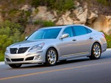 Hyundai Equus US-spec 2010 photos