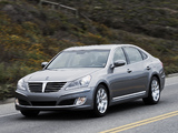 Hyundai Equus US-spec 2010 wallpapers