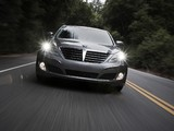 Photos of Hyundai Equus US-spec 2010