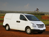 Hyundai H-1 Van ZA-spec 2009 photos