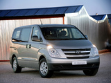 Pictures of Hyundai H-1 Multicab ZA-spec 2012