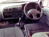 Hyundai H100 Panel Van UK-spec 1996–2003 pictures