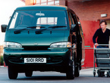 Hyundai H100 Panel Van UK-spec 1996–2003 wallpapers