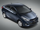 Hyundai HB20S 2013 wallpapers
